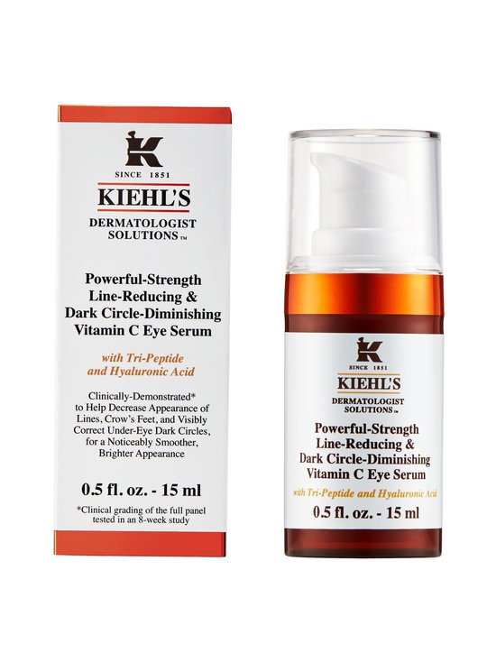 Kiehl's - Powerful-Strength Line-Reducing Eye Brightening Concentrate -silmänympärysseerumi 15 ml - NOCOL | Stockmann - photo 2