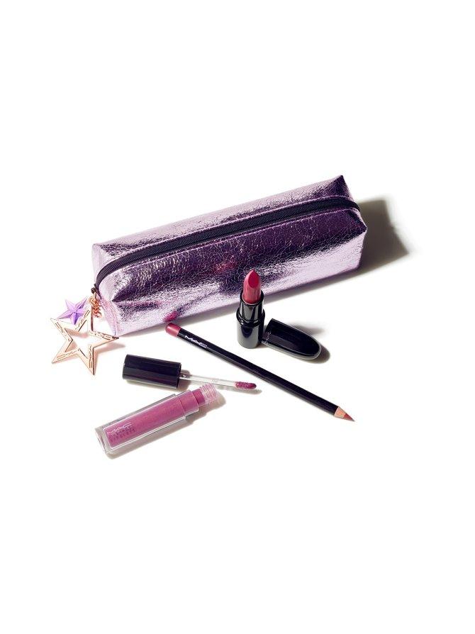 Starlit Lip Bag -lahjapakkaus