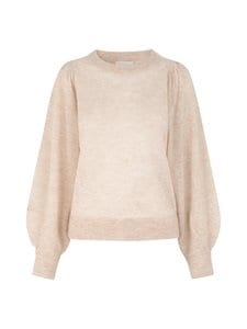 SECOND FEMALE - Janna Knit O-Neck -neule - 6030 GINGER ROOT | Stockmann