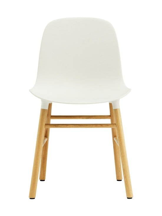 Normann Copenhagen - Form-tuoli - VALKOINEN/TAMMI | Stockmann - photo 2