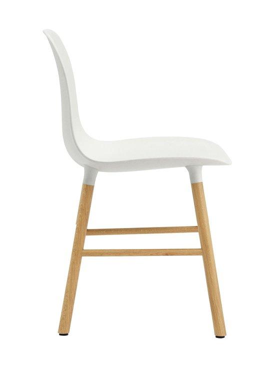 Normann Copenhagen - Form-tuoli - VALKOINEN/TAMMI | Stockmann - photo 3