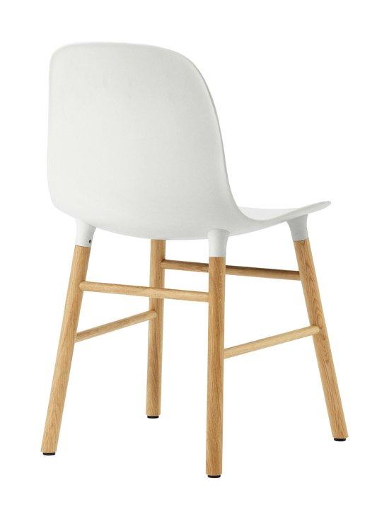 Normann Copenhagen - Form-tuoli - VALKOINEN/TAMMI | Stockmann - photo 4