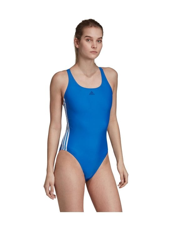adidas Performance - Fit Suit 3-Stripes -uimapuku - BLUE | Stockmann - photo 3