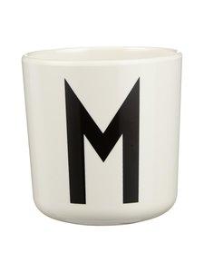 Design Letters - Kirjainmuki, M - VALKOINEN/MUSTA | Stockmann