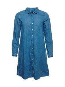 Superdry - Classic Preppy Shirt Dress -mekko - UZR CHAMBRAY BLUE | Stockmann