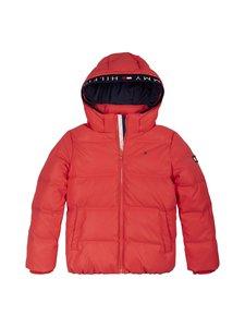 Tommy Hilfiger - Padded Reflective Jacket -toppatakki - XNL DEEP CRIMSON | Stockmann