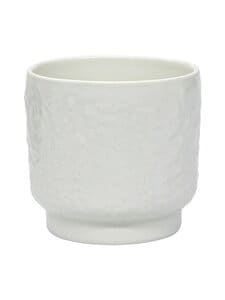 Pentik - Kivi-ruukku 9 x 9 cm - WHITE | Stockmann