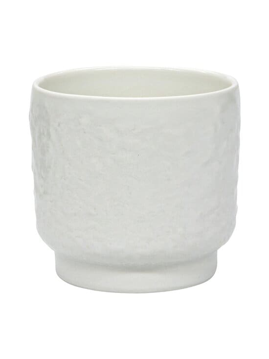Pentik - Kivi-ruukku 9 x 9 cm - WHITE | Stockmann - photo 1