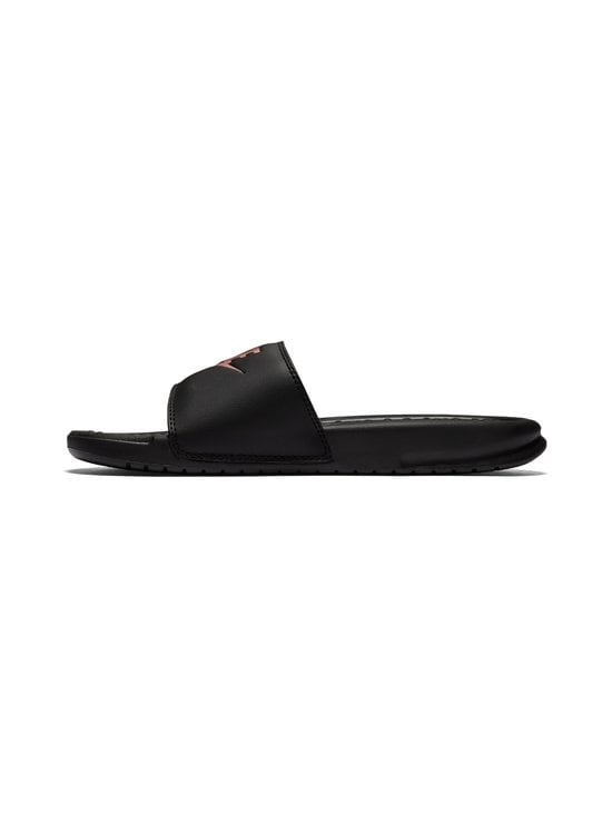 Nike - Benassi Just Do It -sandaalit - BLACK/ROSE GOLD   Stockmann - photo 5