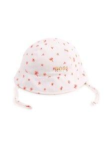 Hugo Boss Kidswear - Newborn Girl -hattu - 10B WHITE | Stockmann