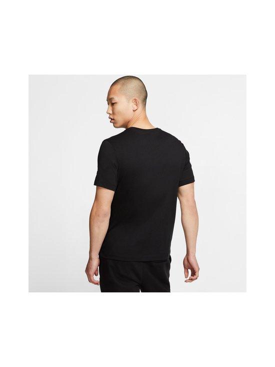 Nike - Swoosh Tee -paita - 010 BLACK/WHITE | Stockmann - photo 4