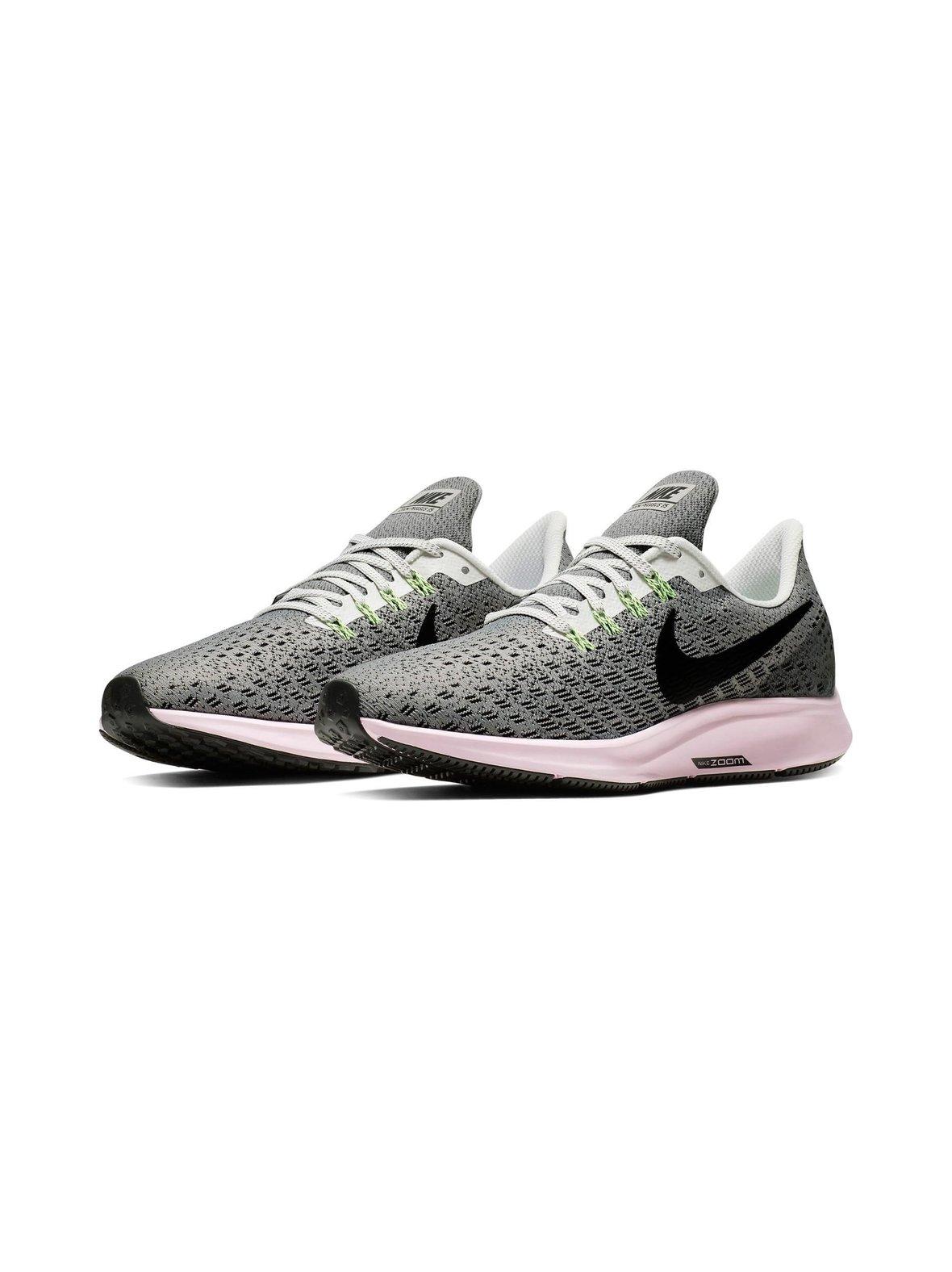 Grey Nike W Air Zoom Pegasus 35 -juoksukengät  3dc3a357a9