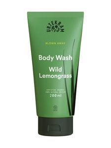 Urtekram - Wild Lemongrass Body Wash -suihkusaippua 200 ml | Stockmann
