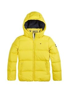 Tommy Hilfiger - Essential Down Jacket -untuvatakki - ZH3 VALLEY YELLOW | Stockmann