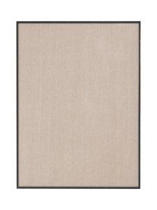 Ferm Living - Scenery Pinboard -muistitaulu 75 x 100 cm - BLACK & BEIGE | Stockmann