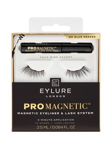 Eylure - ProMagnetic Magnetic Liner & Faux Mink Accent Lash -irtoripsipakkaus - null | Stockmann