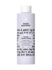 Four Reasons - Blond Conditioner -hoitoaine 300 ml | Stockmann