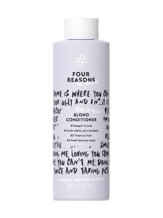 Four Reasons - Blond Conditioner -hoitoaine 300 ml - NOCOL | Stockmann - photo 1