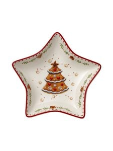 Villeroy & Boch - Winter Bakery Delight Star Bowl Small, Gingerbread -kulho 13 cm - null | Stockmann