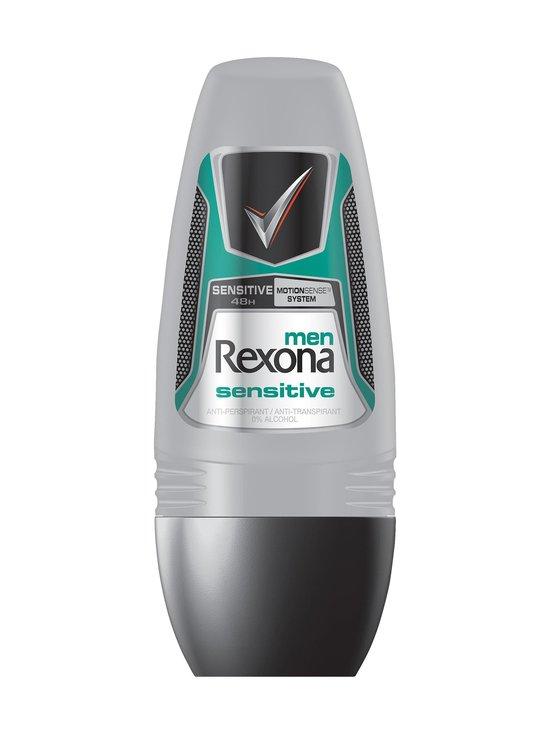 Rexona - Men Sensitive Motionsense Roll-On -deodorantti | Stockmann - photo 1