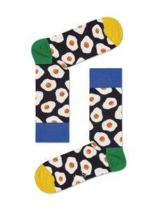Happy Socks - Sunny Side Up -sukat - 9300-BLACK | Stockmann