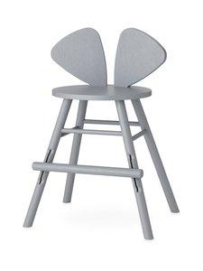 Nofred - Mouse-tuoli 40 x 33 x 77 cm - GREY | Stockmann