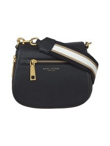 Marc Jacobs - Small Nomad -nahkalaukku - 001 BLACK | Stockmann