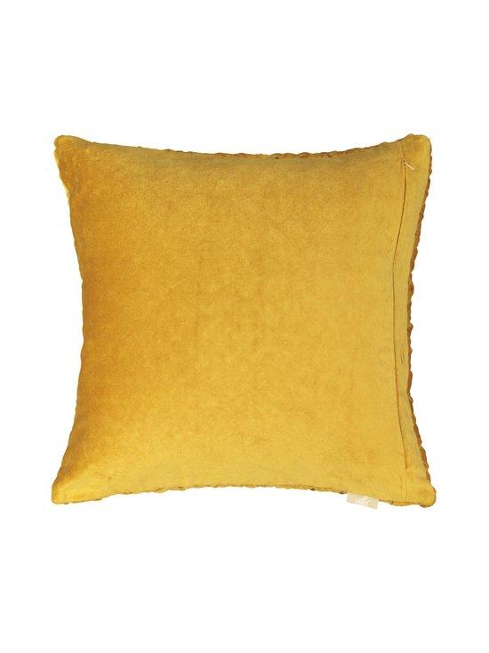 Villa Stockmann - Basket-tyynynpäällinen 45 x 45 cm - GOLD   Stockmann - photo 2