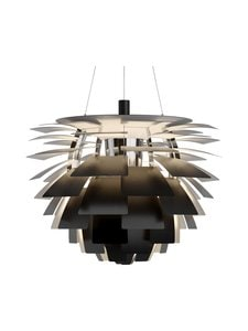 Louis Poulsen - PH Artichoke -valaisin 840 mm - BLACK   Stockmann