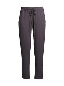 NOOM loungewear - Viola-pyjamahousut - DK.GREY SOLID | Stockmann