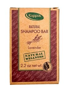 Kappus - Organic Lavender -palashampoo 65 g | Stockmann