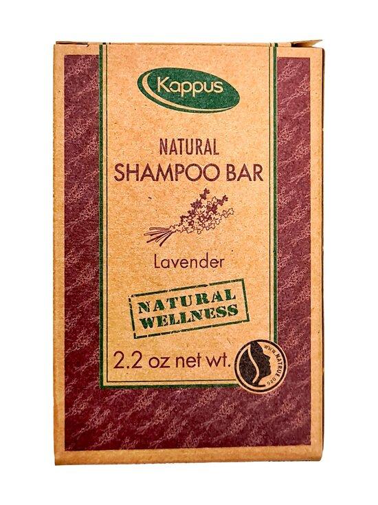 Kappus - Organic Lavender -palashampoo 65 g - NOCOL   Stockmann - photo 1