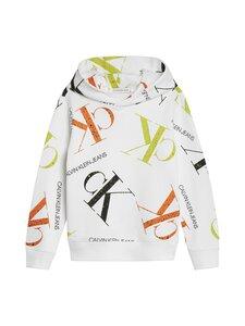 Calvin Klein Kids - Paint Aop -huppari - 0LB MONOGRAM PAINT SPLATTER AOP | Stockmann