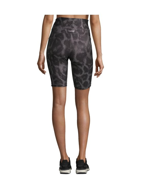 Casall - Awake Printed Biker Tights -treenishortsit - 998 PASSION GREY | Stockmann - photo 2