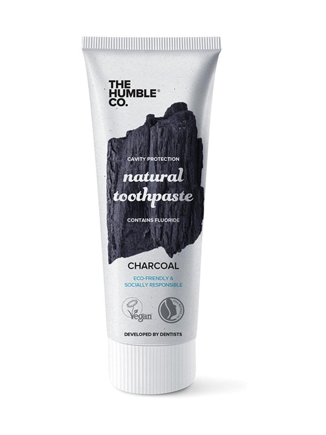 Charcoal Natural Toothpaste -hammastahna 75 ml