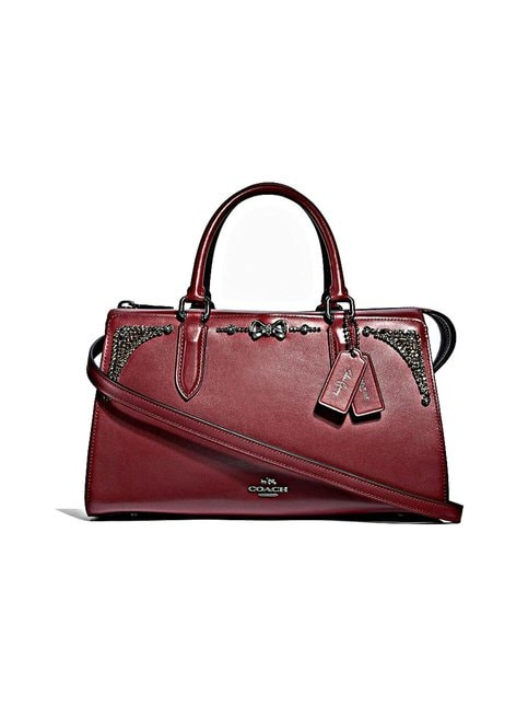 Coach – Selena Bond Bag With Crystal Embellishment -nahkalaukku