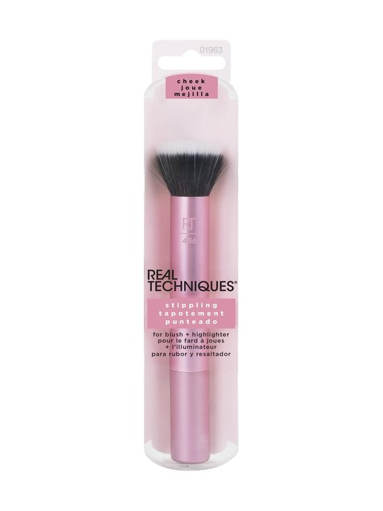 Real Techniques - Stippling Makeup Brush -sivellin - NOCOL | Stockmann - photo 2