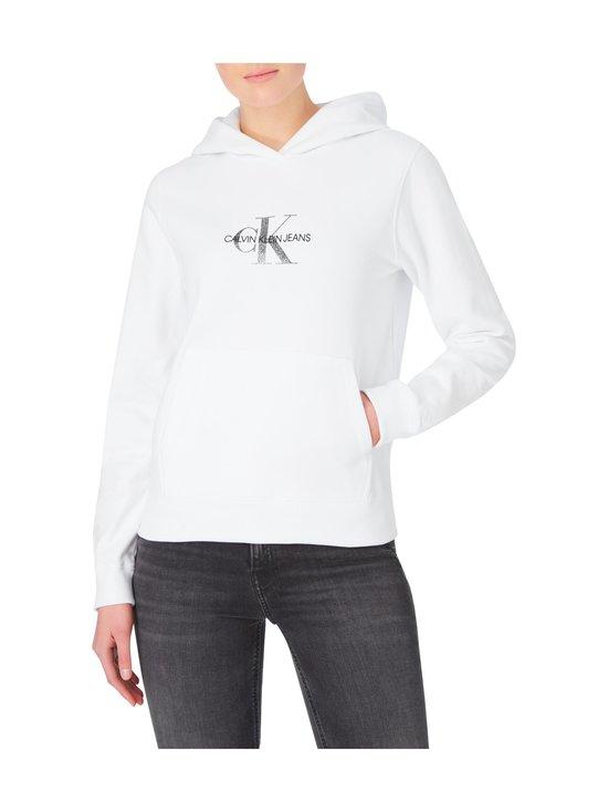 Calvin Klein Jeans - Glitter Monogram -neulehuppari - YAF BRIGHT WHITE | Stockmann - photo 2