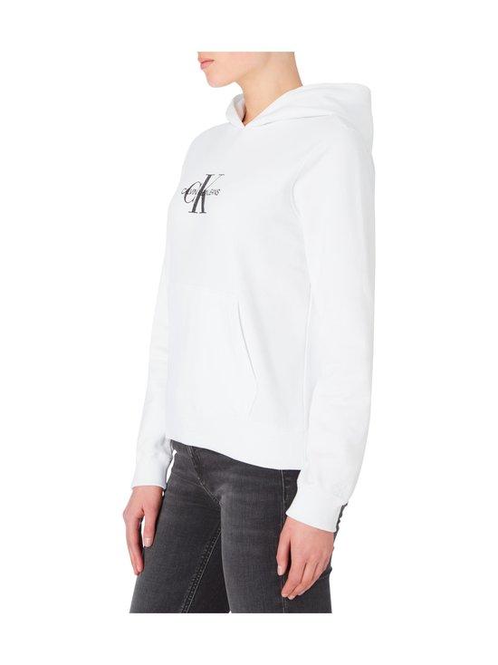 Calvin Klein Jeans - Glitter Monogram -neulehuppari - YAF BRIGHT WHITE | Stockmann - photo 4
