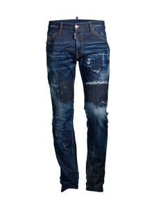 Dsquared - Pants 5 Pockets -housut - 470 BLUE | Stockmann