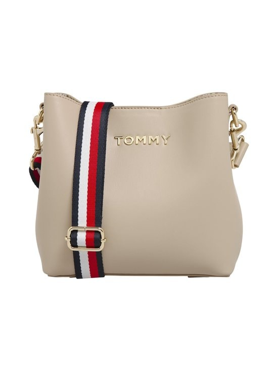 Tommy Hilfiger - Iconic Tommy Crossover -laukku - 0F4 NEUTRAL | Stockmann - photo 1