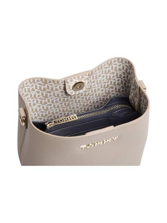 Tommy Hilfiger - Iconic Tommy Crossover -laukku - 0F4 NEUTRAL | Stockmann - photo 4