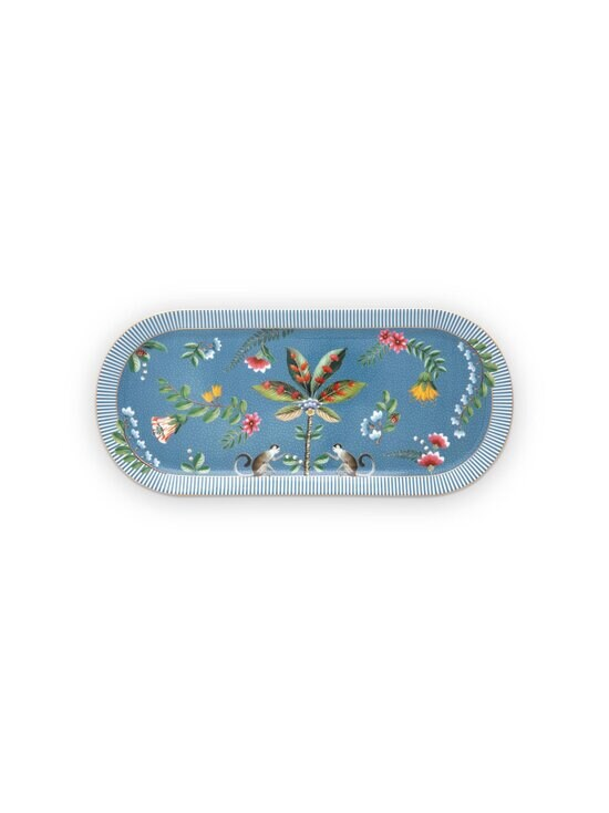 PIP Studio - La Majorelle Cake Tray -kakkuvati 33,3 x 15,5 cm - BLUE | Stockmann - photo 1