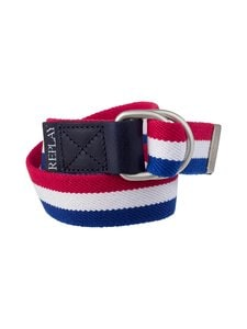 Replay & Sons - Vyö - 1294 BLACK OPT WHITE RED ELECTRIC BLUE | Stockmann