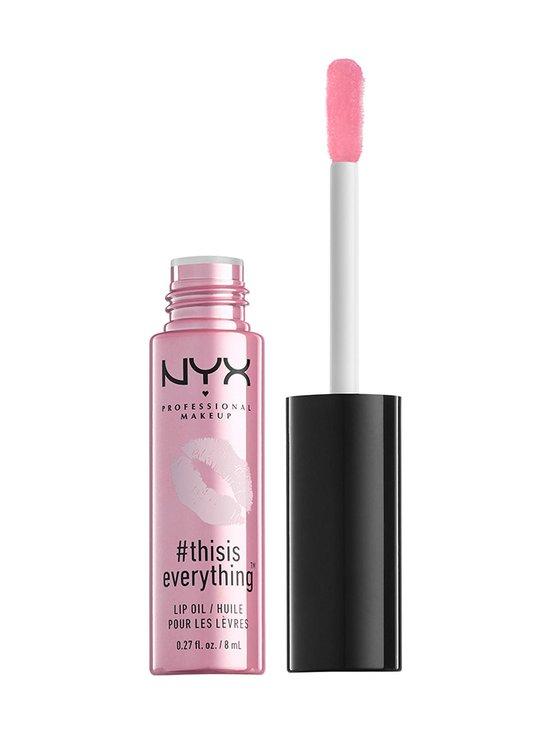 NYX Professional Makeup - #ThisIsEverything Lip Oil -huuliöljy - VÄRITÖN   Stockmann - photo 2
