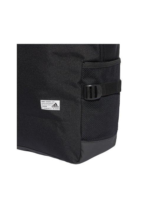 adidas Performance - Classic Boxy -reppu - BLACK/BLACK/WHITE   Stockmann - photo 5