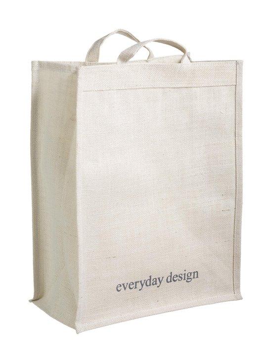 Everyday Design - Juuttikassi - LUONNONVALKOINEN | Stockmann - photo 1
