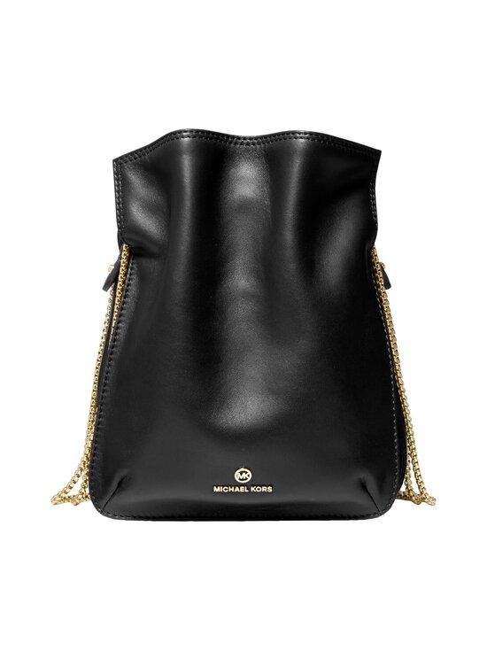 Michael Michael Kors - Tati Medium Leather Chain Shoulder Bag -nahkalaukku - 001 BLACK | Stockmann - photo 1