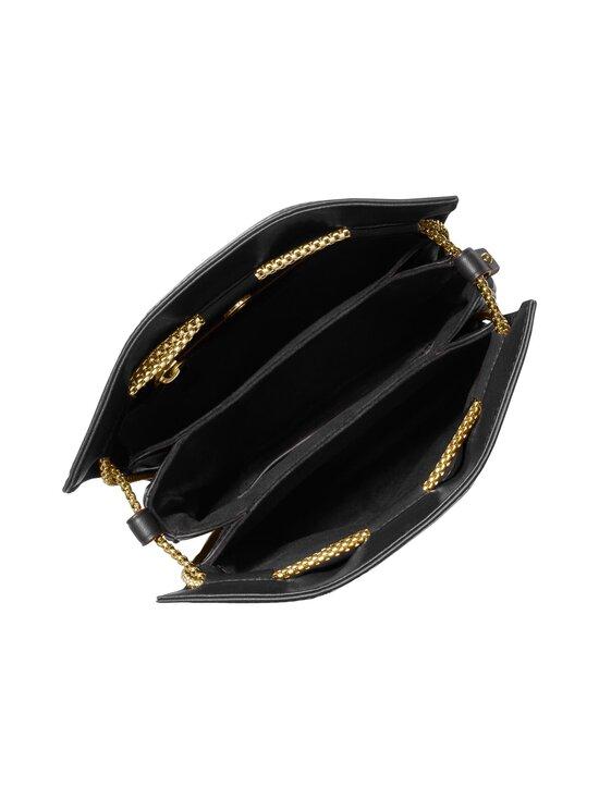 Michael Michael Kors - Tati Medium Leather Chain Shoulder Bag -nahkalaukku - 001 BLACK | Stockmann - photo 2
