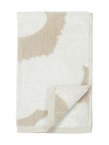 Marimekko - Unikko-vieraspyyhe 30 x 50 cm - BEIGE, WHITE | Stockmann